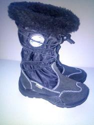 Зимние сапоги ботинки Primigi с Gore-Tex