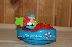 Игрушка для ванной VTech Лодка-кораблик с капитаном Little people