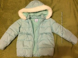 Демисезонная куртка Gymboree 5T