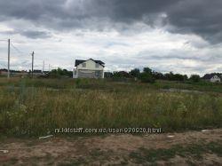 Продам участок 9 соток, Киевская обл. , с. Личанка, с фундаментом под дом