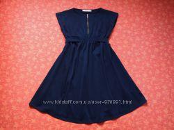 Платье для беременных размер 42, бу. В очень хорошем состоянии. Цвет темно