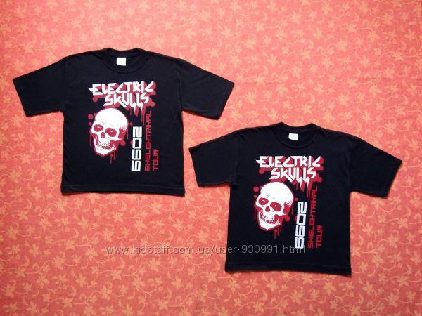 3-4 и 5-6 лет Новая хлопковая футболка