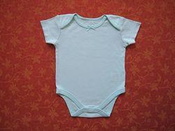 6-9 месяцев Бодик Mothercare, б/у.