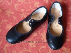 размер 9, 5 27 Туфли для танцев степ, чечетка, Katz, бу. Англия.