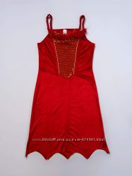 Продаю Размер 12-14 M Женское карнавальное платье, бу.