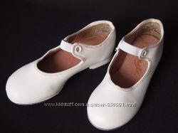 размер 9 27 3-4 года Туфли для танцев степ, чечетка  Capezio, бу.