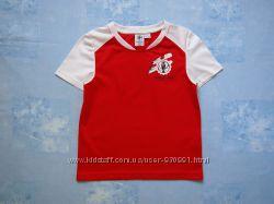 6-8 лет Спортивная футболка Manchester United, бу.