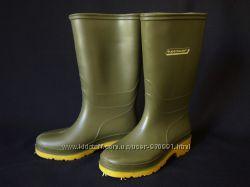размер 13 32 на 8-9 лет, Резиновые сапоги Dunlop, бу.