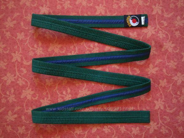 Пояс кимоно Kamosu размер 240, бу.
