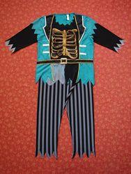 Продаю Размер L, Мужской карнавальный костюм Пират, Зомби, Хеллоуин