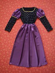 Продаю 10-12 лет Карнавальное платье Хеллоуин Halloween, бу.