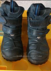 Зимние ботинки Clarks 27EUR 17. 5см