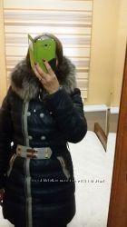 Зимняя курточка 46р