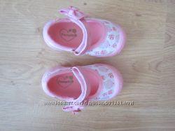 Пинетки туфельки Pampili, р. 19 11, 5 см