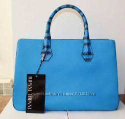 Кожаная Итальянская сумка RIPANI