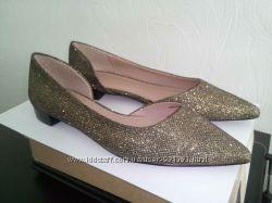Красивейшие туфли балетки Benetton Оригинал