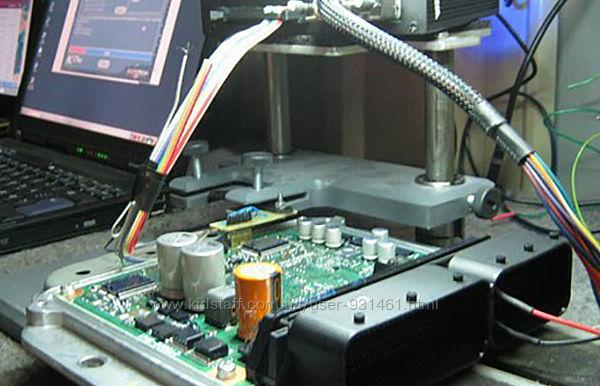 Программирование/прошивка ЭБУ - EDC7/EDC17/MS6.1/WP580/М240.