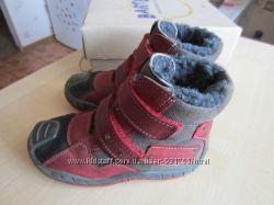 Ботинки зимние Bartek, 25 размер