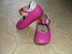 Туфельки кожаные Arial