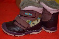 Зимние сапожки Шаговита для девочки
