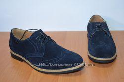фирменные туфли с натуральной кожи ed-g