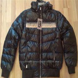 Мужская куртка зимняя на холлофайбере A&M новая
