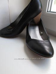 Туфли Janet D. кожаные 39-40