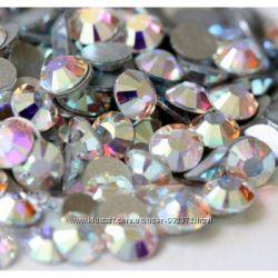 Стразы хрустальные cristal  AB  хамелеон