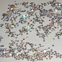 Стразы хрустальные cristal AB хамелеон, распродажа