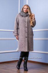 Пальто женское зимнее. Новинка