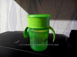 Поильник Avent первая взрослая чашка волшебная кружка