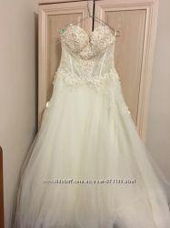 Продам нежнейшее свадебное платье для принцессы