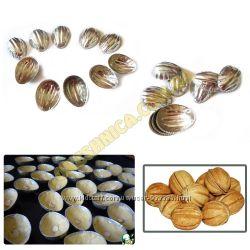 Формочки для выпечки сладких орешков 10 шт