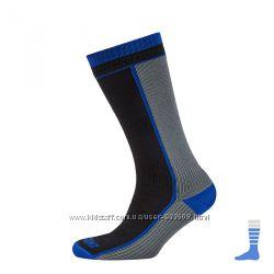 Водонепроницаемые носки SealSkinz AB Mid Weight Mid Length Sock Black