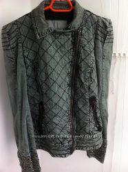Продам женскую, джинсовую куртку фирмы River Island