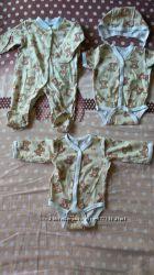 комплект для новорожденного, 56-62 р-р
