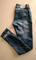 Зауженные джинсы R. MARKS
