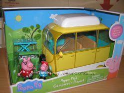 Peppa Pig Свинка Пеппа Фургончик оригинал
