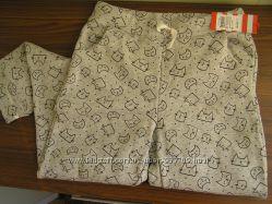 Штаны утепленные для девочки Cat & Jack, размер L