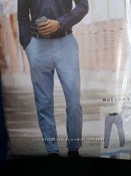 Фирменные мужские Chino брюки от Watsons Германия. Качество шикарное