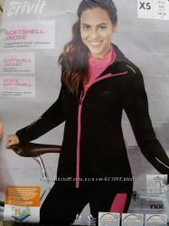 Фирменная не продуваемая вело куртка  женская от crane германия р. XS 32-34