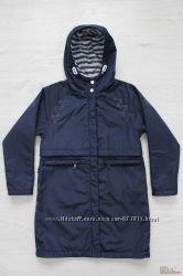 Куртка демисезонная удлиненная для девочки Snowimage