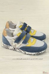 Кроссовки на липучках для мальчика Balducci
