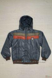 Куртка для мальчика с капюшоном Skorpian