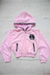 Куртка розового цвета для девочки 11 type Marions