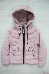 Куртка тонкая демисезонная для девочки Zuzzi