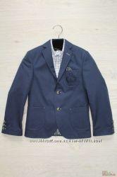 Пиджак для мальчика синий Herdal