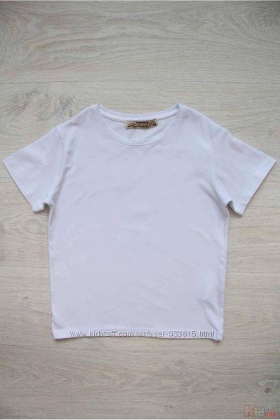 Футболка белого цвета, для мальчика A-yugi Jeans