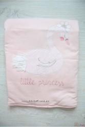 Одеяло-конверт для новорожденной девочки Bebetto