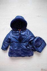 Куртка для девочки с рюкзачком Midimod